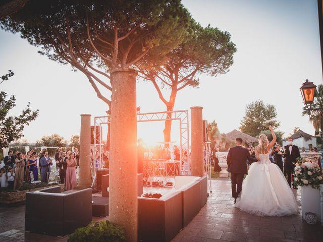 Il matrimonio di Davide e Alessia a Roma, Roma 61