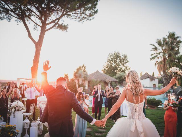 Il matrimonio di Davide e Alessia a Roma, Roma 64