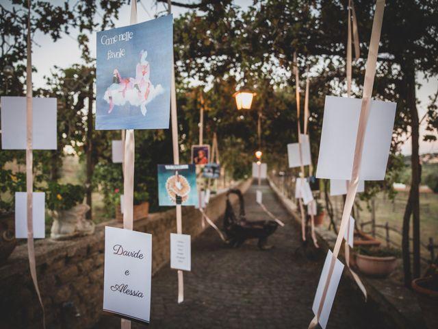 Il matrimonio di Davide e Alessia a Roma, Roma 68