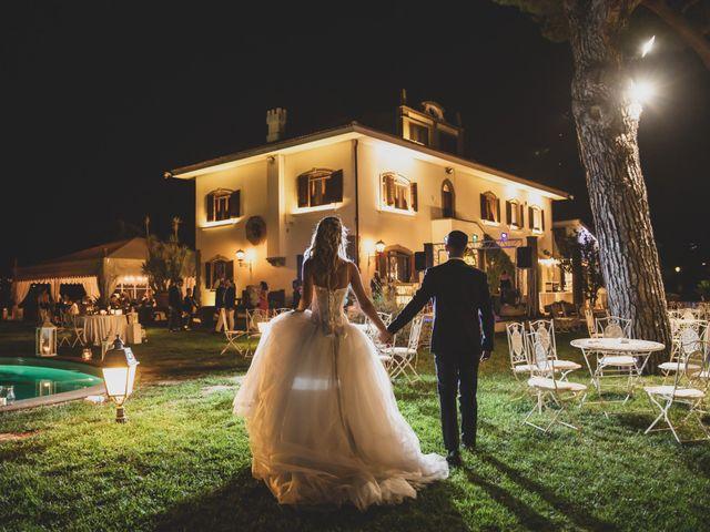 Il matrimonio di Davide e Alessia a Roma, Roma 74