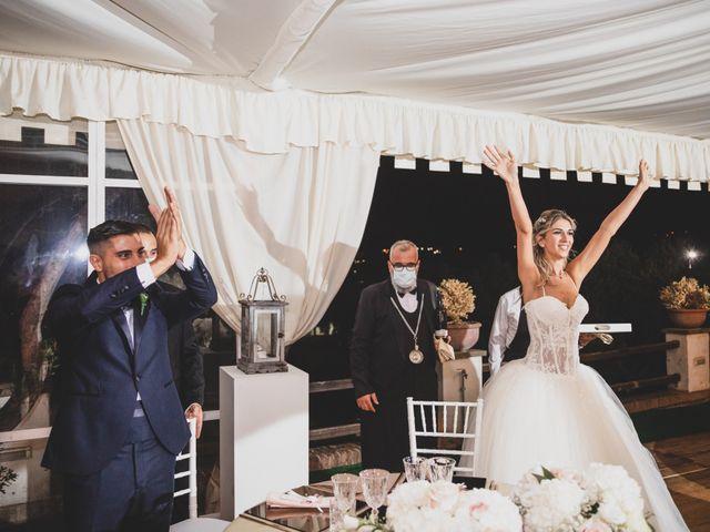 Il matrimonio di Davide e Alessia a Roma, Roma 76