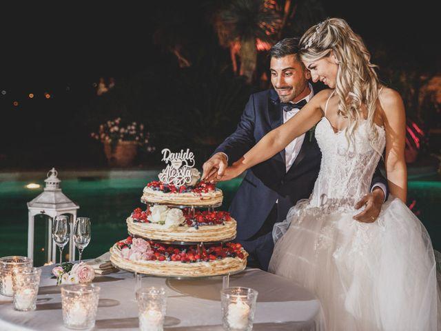 Il matrimonio di Davide e Alessia a Roma, Roma 82