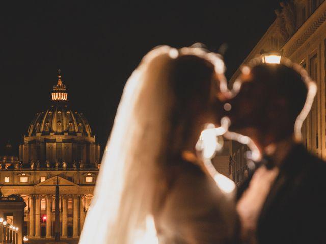 Il matrimonio di Davide e Alessia a Roma, Roma 89