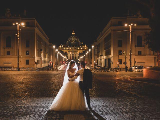 Il matrimonio di Davide e Alessia a Roma, Roma 90