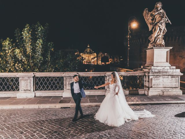 Il matrimonio di Davide e Alessia a Roma, Roma 91