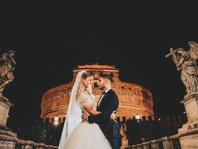 Il matrimonio di Davide e Alessia a Roma, Roma 92