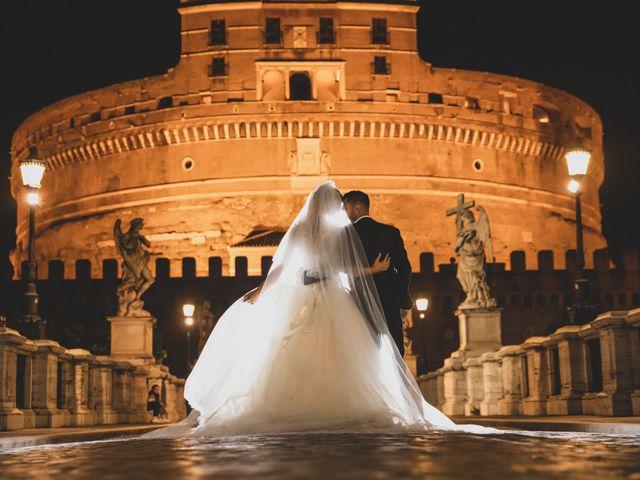 Il matrimonio di Davide e Alessia a Roma, Roma 93
