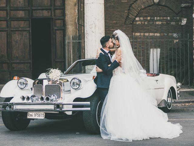 Il matrimonio di Davide e Alessia a Roma, Roma 96