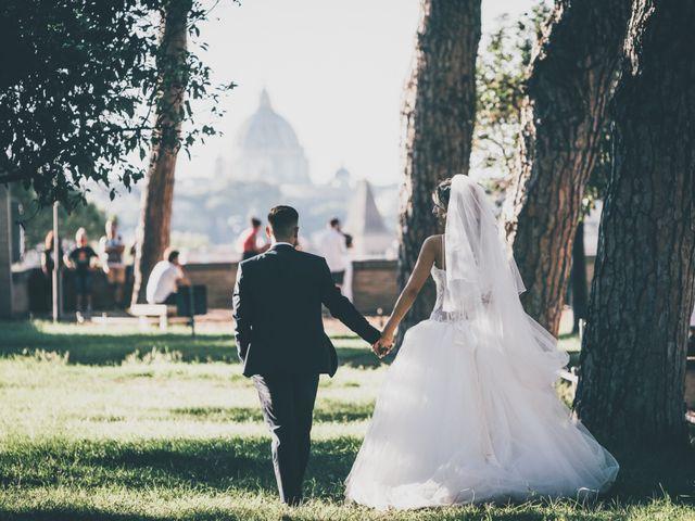 Il matrimonio di Davide e Alessia a Roma, Roma 97