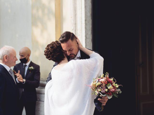 Il matrimonio di Alessandro e Ilaria a Brentino Belluno, Verona 10