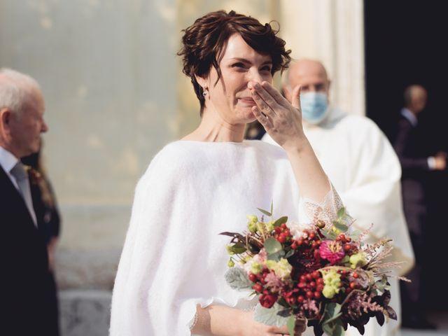 Il matrimonio di Alessandro e Ilaria a Brentino Belluno, Verona 11