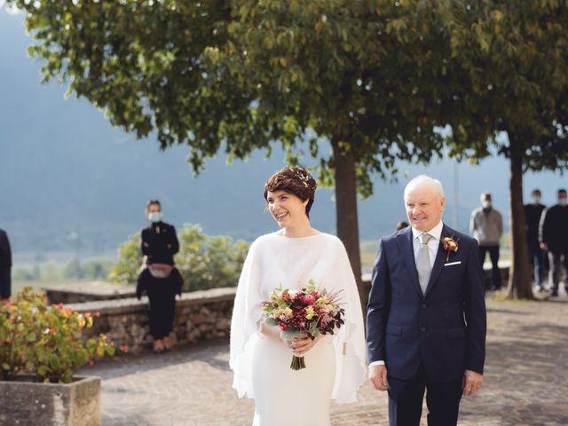 Il matrimonio di Alessandro e Ilaria a Brentino Belluno, Verona 12