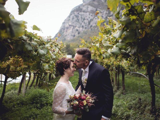 Il matrimonio di Alessandro e Ilaria a Brentino Belluno, Verona 22