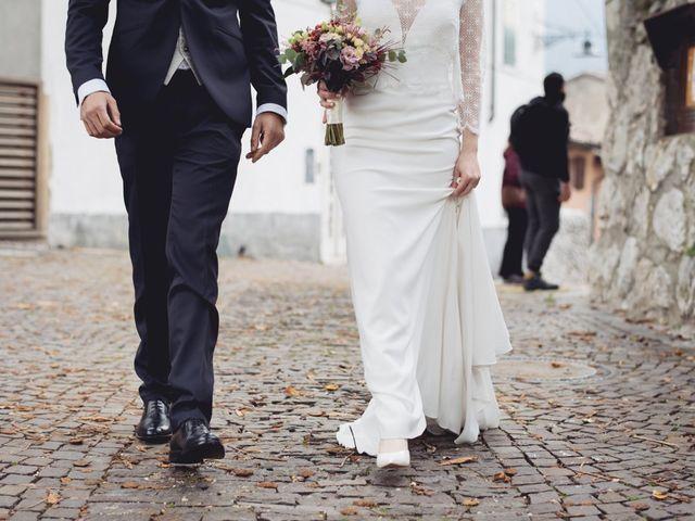 Il matrimonio di Alessandro e Ilaria a Brentino Belluno, Verona 25