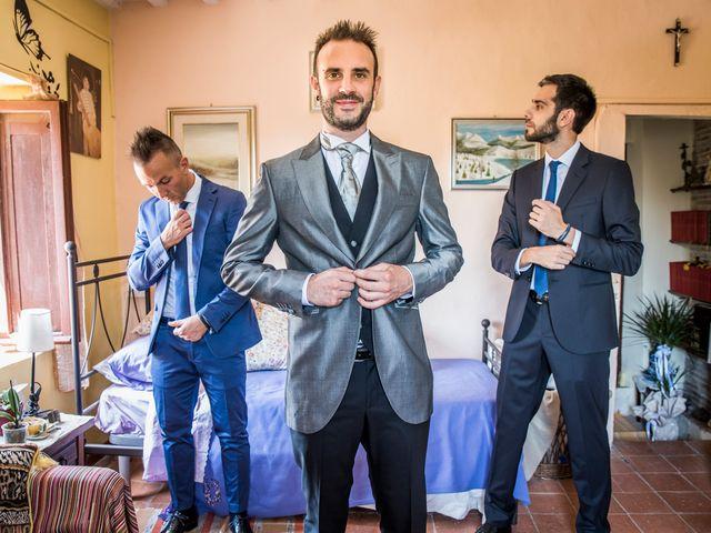 Il matrimonio di Martina e Gabriel a San Severino Marche, Macerata 7