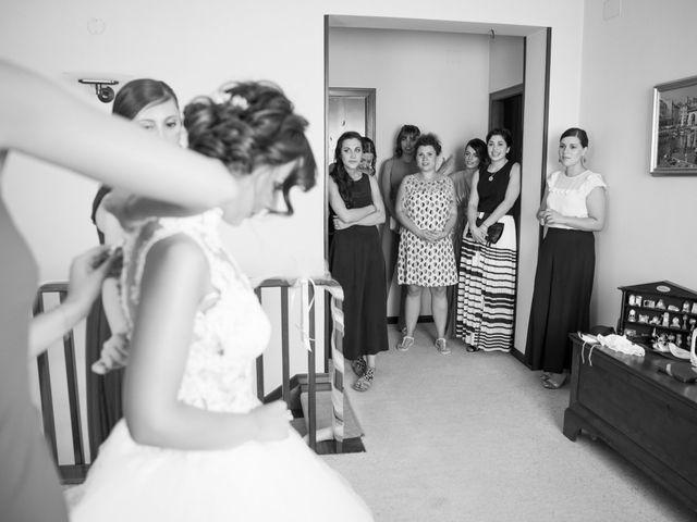 Il matrimonio di Martina e Gabriel a San Severino Marche, Macerata 11