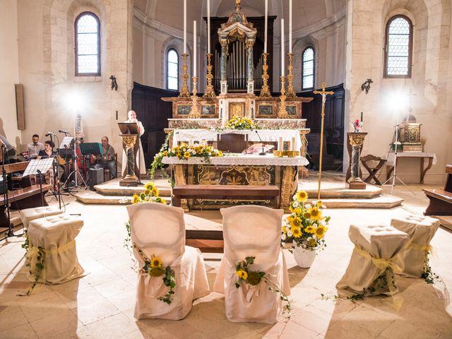 Il matrimonio di Martina e Gabriel a San Severino Marche, Macerata 15