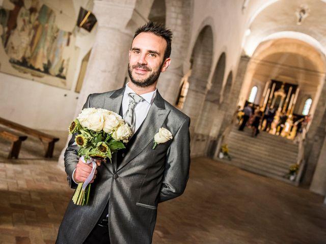 Il matrimonio di Martina e Gabriel a San Severino Marche, Macerata 1