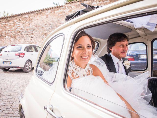 Il matrimonio di Martina e Gabriel a San Severino Marche, Macerata 2