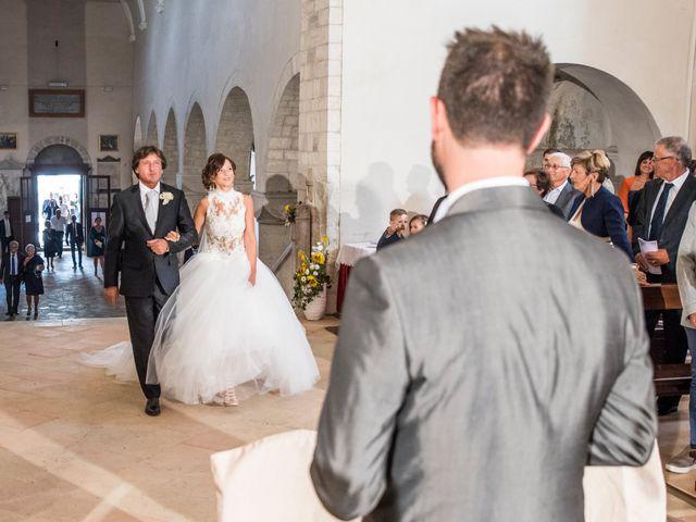 Il matrimonio di Martina e Gabriel a San Severino Marche, Macerata 18