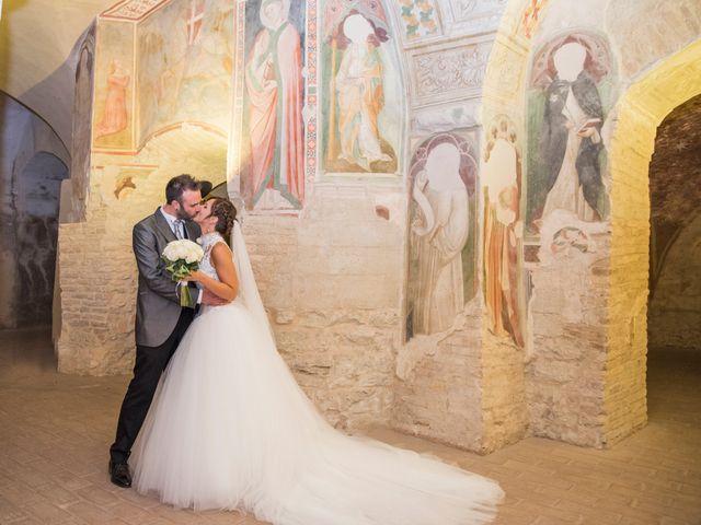 Il matrimonio di Martina e Gabriel a San Severino Marche, Macerata 22