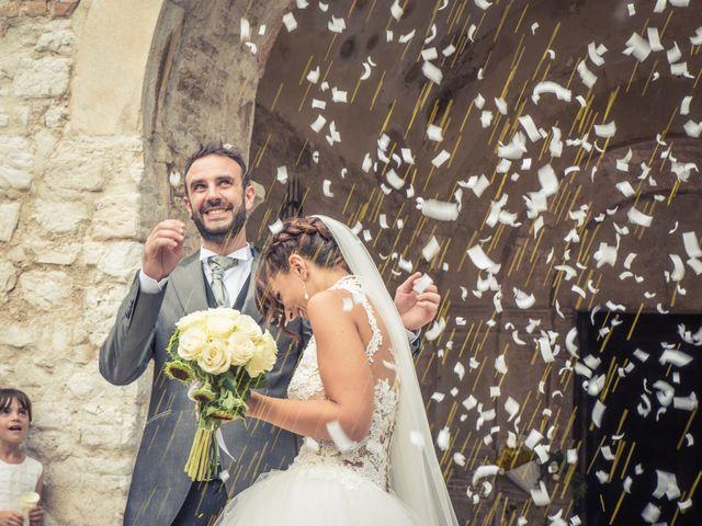 Il matrimonio di Martina e Gabriel a San Severino Marche, Macerata 23