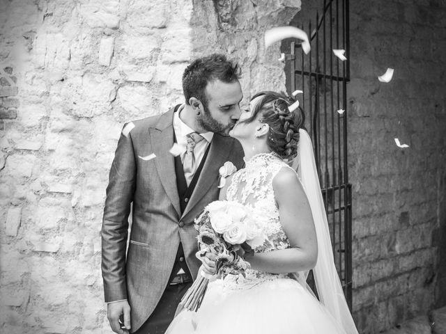 Il matrimonio di Martina e Gabriel a San Severino Marche, Macerata 24