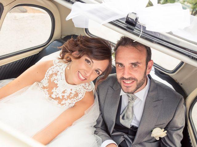 Il matrimonio di Martina e Gabriel a San Severino Marche, Macerata 26