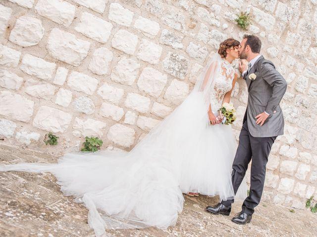 Il matrimonio di Martina e Gabriel a San Severino Marche, Macerata 29