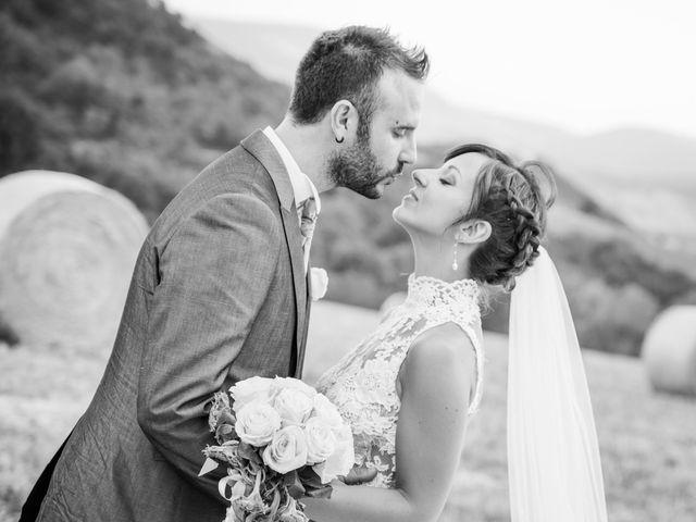 Il matrimonio di Martina e Gabriel a San Severino Marche, Macerata 31
