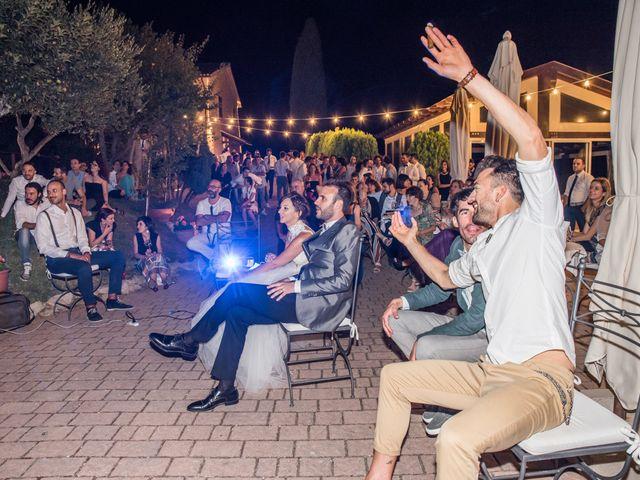 Il matrimonio di Martina e Gabriel a San Severino Marche, Macerata 38