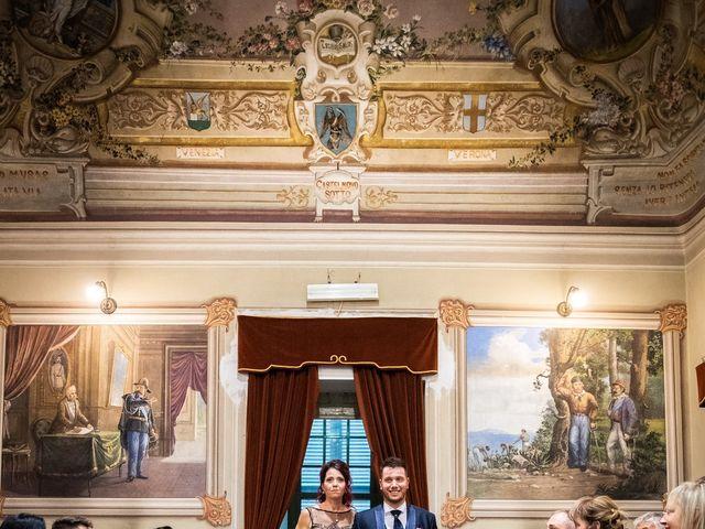 Il matrimonio di Nicoletta e Stefano a Castelnovo di Sotto, Reggio Emilia 29
