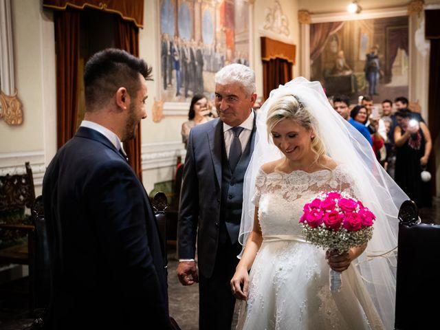 Il matrimonio di Nicoletta e Stefano a Castelnovo di Sotto, Reggio Emilia 32