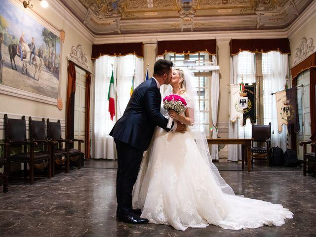 Il matrimonio di Nicoletta e Stefano a Castelnovo di Sotto, Reggio Emilia 38