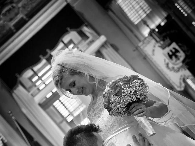 Il matrimonio di Nicoletta e Stefano a Castelnovo di Sotto, Reggio Emilia 39