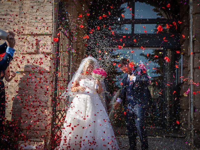 Il matrimonio di Nicoletta e Stefano a Castelnovo di Sotto, Reggio Emilia 40