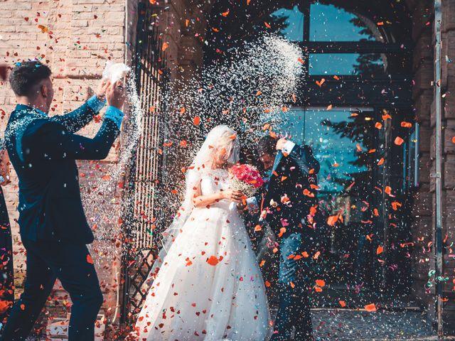 Il matrimonio di Nicoletta e Stefano a Castelnovo di Sotto, Reggio Emilia 41