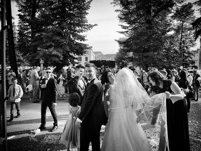 Il matrimonio di Nicoletta e Stefano a Castelnovo di Sotto, Reggio Emilia 42