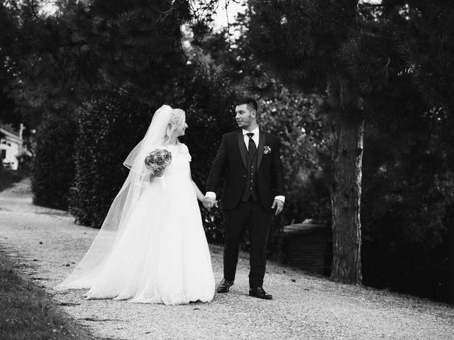 Il matrimonio di Nicoletta e Stefano a Castelnovo di Sotto, Reggio Emilia 43