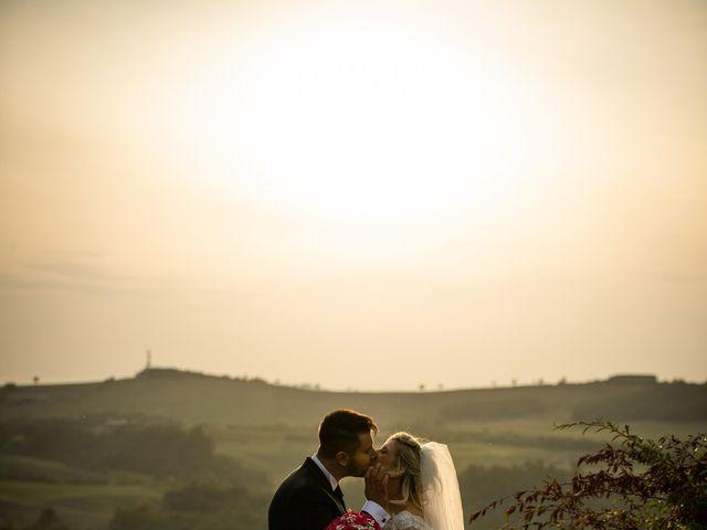 Il matrimonio di Nicoletta e Stefano a Castelnovo di Sotto, Reggio Emilia 46