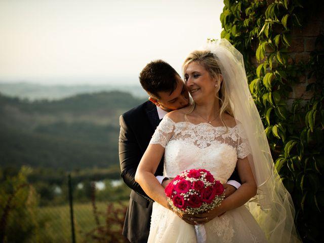 Il matrimonio di Nicoletta e Stefano a Castelnovo di Sotto, Reggio Emilia 47