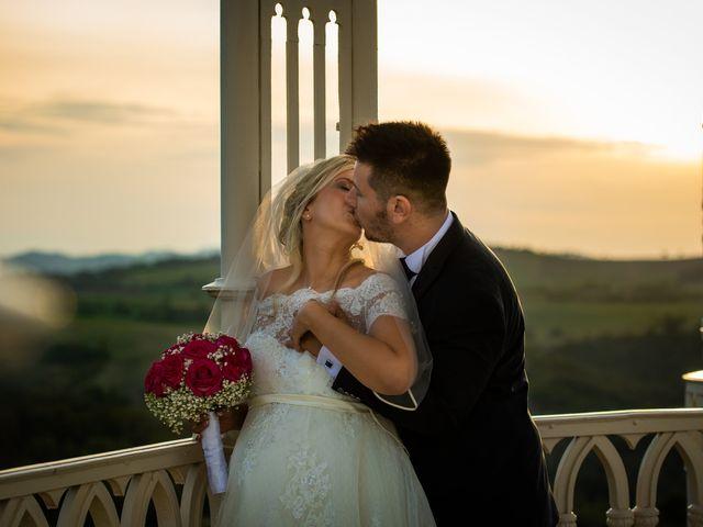 Il matrimonio di Nicoletta e Stefano a Castelnovo di Sotto, Reggio Emilia 2