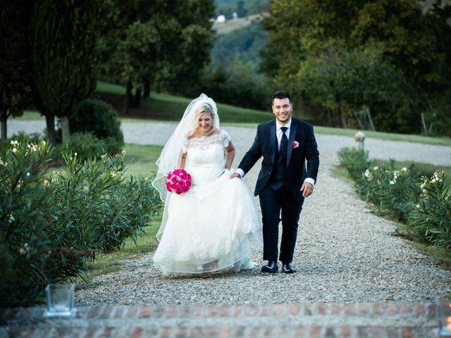 Il matrimonio di Nicoletta e Stefano a Castelnovo di Sotto, Reggio Emilia 50