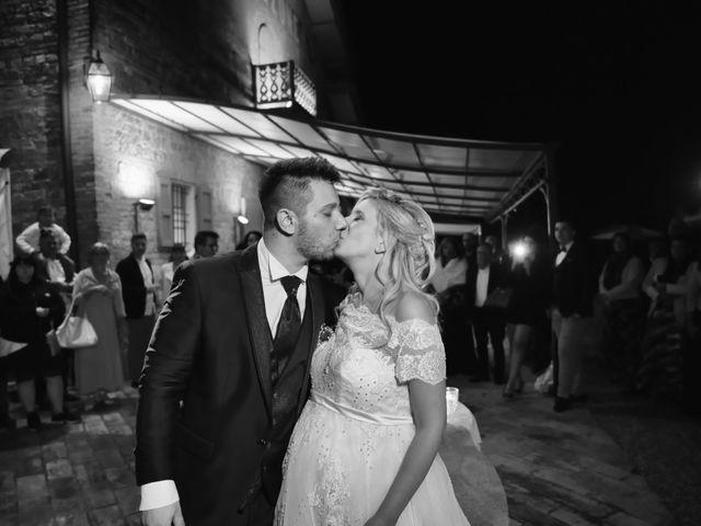 Il matrimonio di Nicoletta e Stefano a Castelnovo di Sotto, Reggio Emilia 68
