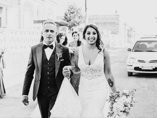 Il matrimonio di Federica e Matteo a Lecce, Lecce 100