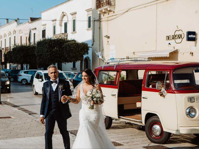 Il matrimonio di Federica e Matteo a Lecce, Lecce 106