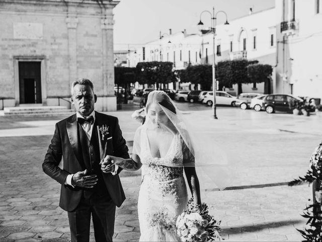 Il matrimonio di Federica e Matteo a Lecce, Lecce 108