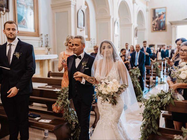 Il matrimonio di Federica e Matteo a Lecce, Lecce 111