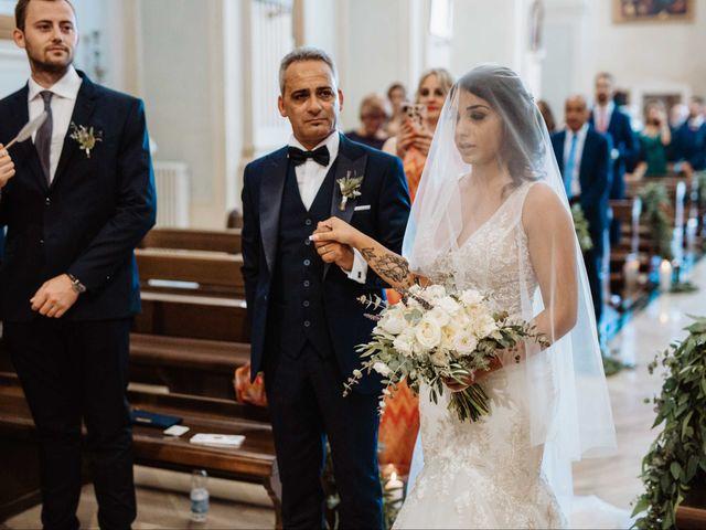 Il matrimonio di Federica e Matteo a Lecce, Lecce 113