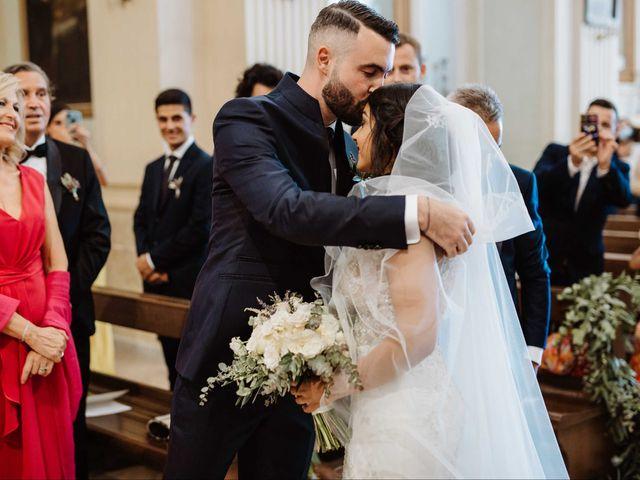 Il matrimonio di Federica e Matteo a Lecce, Lecce 114